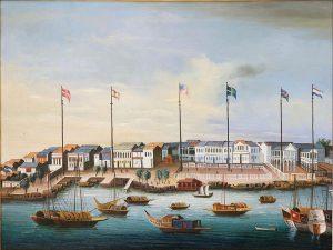 Kanton im18. Jahrhundert Quelle: en.wikipedia
