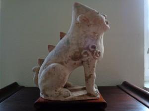 mystische r Grabwächter aus der Tang-Dynastie