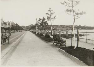 Uferpromenade in Qingdao
