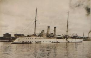 SMS Iltis II vor Hankow