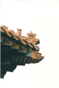 Dachdetail Ming Grab