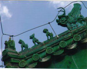 Dachreitergrün