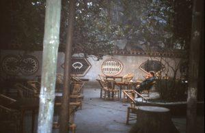Garten eines Teehauses, Chengdu
