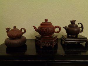 Teekannensammlung